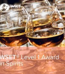 WSET Level 1 in Spirits