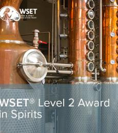 WSET Level 2 in Spirits