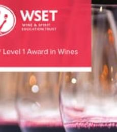 Is the WSET Level 1 in Wines course for you?