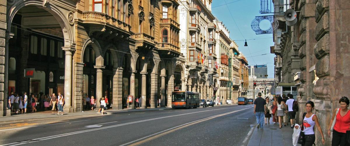 Genova via 20 settembre